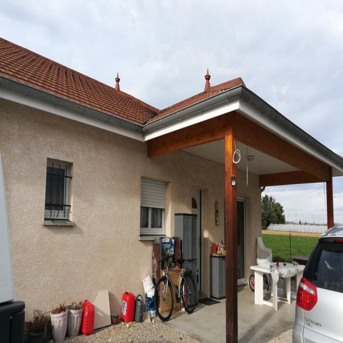 Offres de location Maison Bougé-Chambalud (38150)