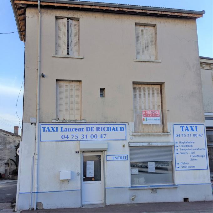 Vente Immobilier Professionnel Local commercial Saint-Rambert-d'Albon (26140)