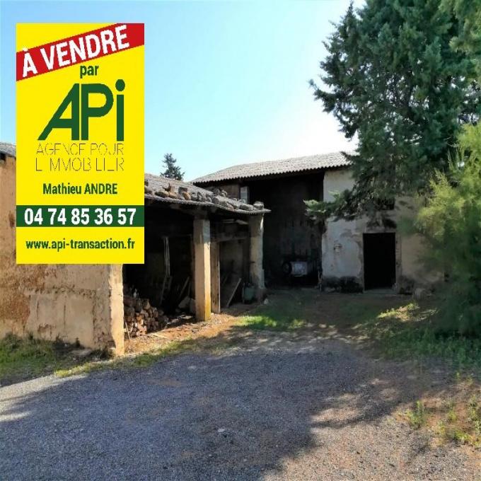 Offres de vente Terrain Anneyron (26140)