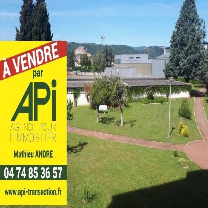 Offres de vente Appartement Saint-Rambert-d'Albon (26140)