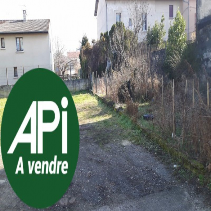 Offres de vente Terrain Saint-Rambert-d'Albon (26140)