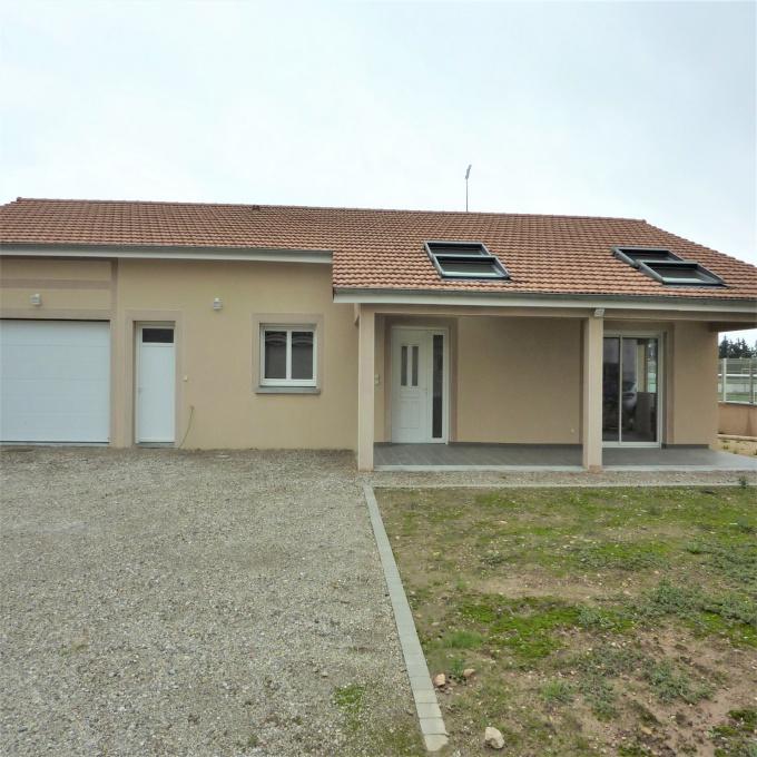 Offres de location Maison Anneyron (26140)