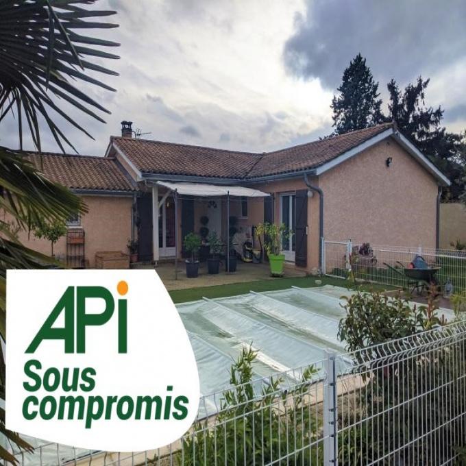 Offres de vente Maison Bougé-Chambalud (38150)