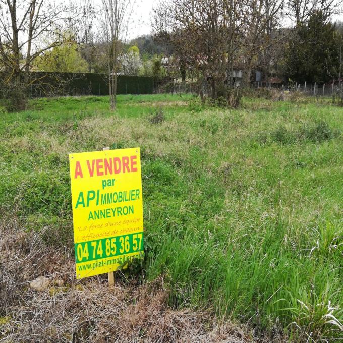 Offres de vente Terrain Bellegarde-Poussieu (38270)