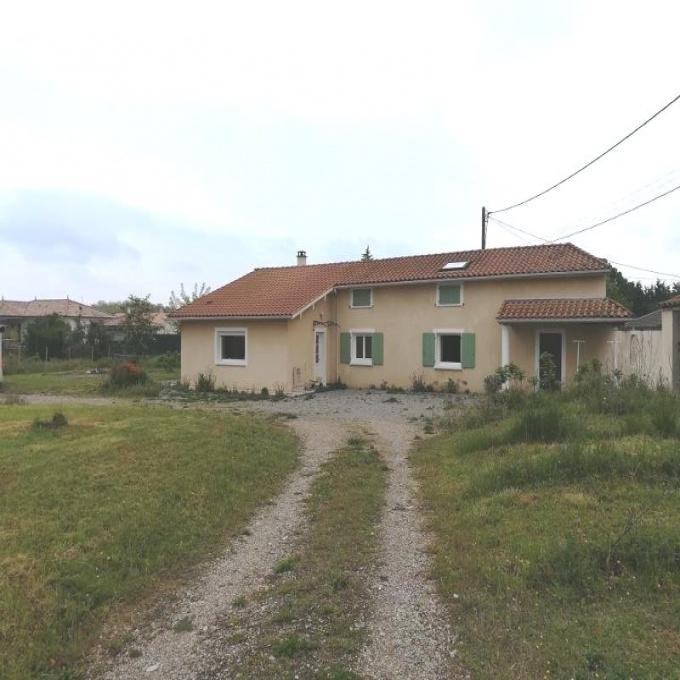 Offres de location Maison Lapeyrouse-Mornay (26210)